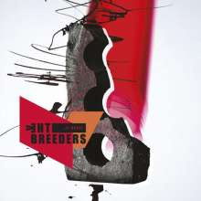 The Breeders: All Nerve (180g) (Limited Edition) (Orange Vinyl), LP