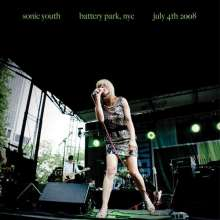 Sonic Youth: Battery Park, NYC: July 4th 2008 (Limited-Edition), LP