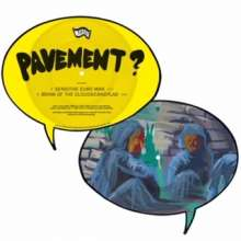 Pavement: Sensitive Euro Man (Limited Edition) (Shape Picture Disc), Single 7""