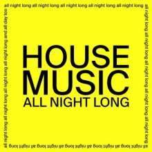 """Jarv Is...: House Music All Night Long (Limited Edition), Single 12"""""""