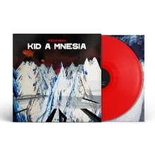 Radiohead: Kid A Mnesia (Limited Indie Edition) (Red Vinyl), 3 LPs