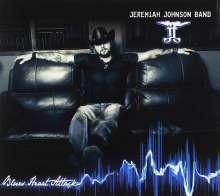 Jeremiah Johnson: Blues Heart Attack, CD