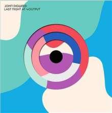 John Digweed: Last Night At Output, 6 CDs