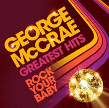 George McCrae: Rock Your Baby: Greatest Hits, LP