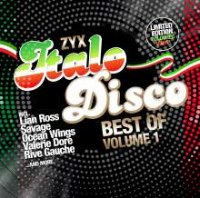 ZYX Italo Disco: Best Of Vol.1 (Limited Edition) (Colored Vinyl), 2 LPs