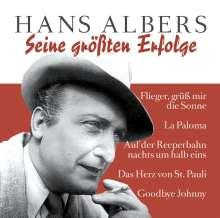 Hans Albers: Seine größten Erfolge, LP