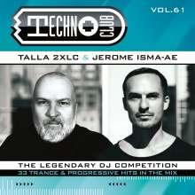 Techno Club Vol.61 (Limited Edition), 2 CDs