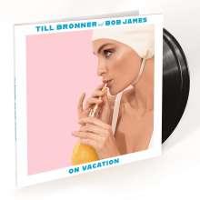 Till Brönner & Bob James: On Vacation (180g) (Limited Edition), 2 LPs