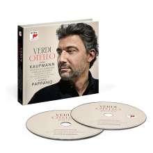 Giuseppe Verdi (1813-1901): Otello (Deluxe-Ausgabe), 2 CDs