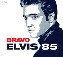 Elvis Presley (1935-1977): Elvis 85 (BRAVO Edition), 3 CDs