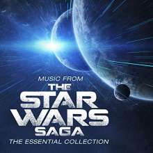 Filmmusik: Music From The Star Wars Saga: The Essential Collection, CD