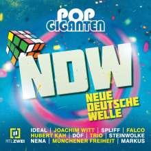 Pop Giganten NDW, 3 CDs