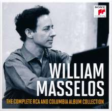 William Masselos - The Complete RCA & Columbia Album Collection, 7 CDs