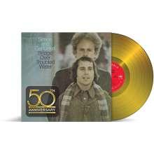 Simon & Garfunkel: Bridge Over Troubled Water (50th Anniversary Edition) (180g) (Gold Vinyl), LP