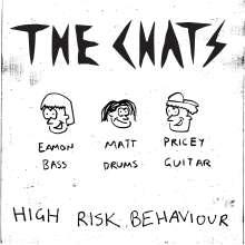 The Chats: High Risk Behaviour (Limited Edition) (Blue/Black Splatter Vinyl), LP