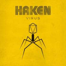 Haken: Virus, CD