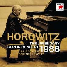 Vladimir Horowitz - Das legendäre Berliner Konzert 1986, 2 CDs