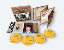 Elvis Presley (1935-1977): From Elvis In Nashville (50th Anniversary Celebration), 4 CDs