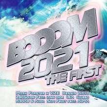Booom 2021 The First, 2 CDs