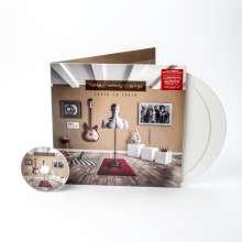 Morse, Portnoy & George: Cov3r To Cov3r (180g) (Limited Edition) (White Vinyl) (exklusiv für jpc!), 2 LPs und 1 CD