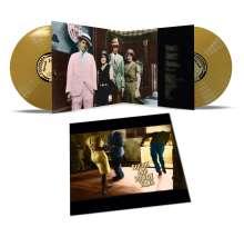 Bob Dylan: Rough And Rowdy Ways (180g) (Limited Edition) (Yellow Vinyl) (in Deutschland exklusiv für jpc!), 2 LPs