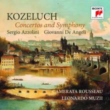 Jan Antonin Kozeluh (1738-1814): Oboenkonzert F-Dur, CD
