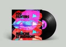 Foo Fighters: Medicine At Midnight, LP