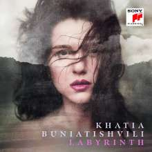 Khatia Buniatishvili - Labyrinth, CD