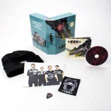 ZSK: Ende der Welt (Limited Deluxe Box Set), 1 CD und 1 Merchandise