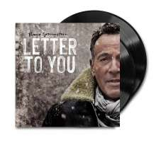 Bruce Springsteen: Letter To You, 2 LPs