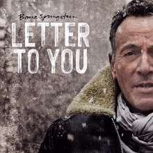 Bruce Springsteen: Letter To You, CD