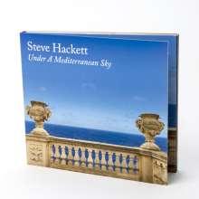 Steve Hackett (geb. 1950): Under A Mediterranean Sky, CD