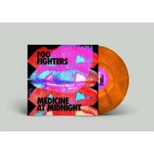 Foo Fighters: Medicine At Midnight (Limited Edition) (Orange Vinyl), LP