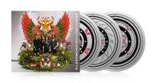 Silbermond: Schritte (Extended & Live In Berlin), 3 CDs