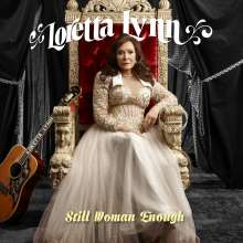 Loretta Lynn: Still Woman Enough, CD