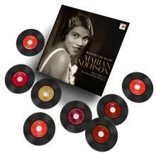 Marian Anderson - Beyond the Music (Her Complete RCA Victor Recordings), 15 CDs