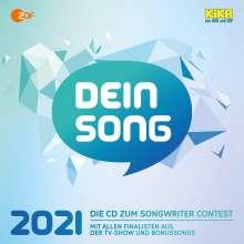 Dein Song 2021, CD