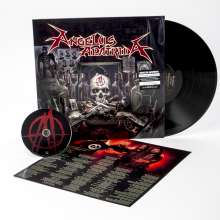 Angelus Apatrida: Angelus Apatrida (180g), 1 LP und 1 CD