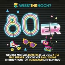 Wisst ihr noch?...die 80er!, 2 CDs