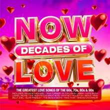 Now Decades Of Love, 4 CDs