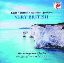Metamorphosen Berlin - Very British, CD