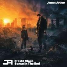 James Arthur: It'll All Make Sense In The End, CD
