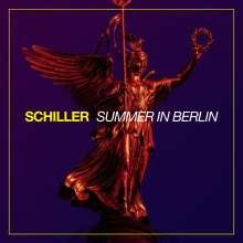 Schiller: Summer In Berlin (Limitierte Studio- und Heimkino-Edition), 2 Blu-ray Discs und 2 CDs