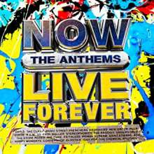 Now Live Forever: The Anthems, 4 CDs