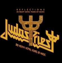 Judas Priest: Reflections: 50 Heavy Metal Years Of Music, CD