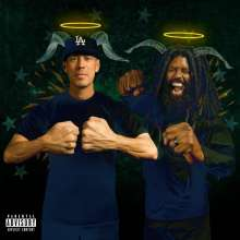 Murs & The Grouch: Thees Handz, CD
