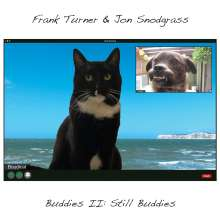 Frank Turner & Jon Snodgrass: Buddies II: Still Buddies, CD