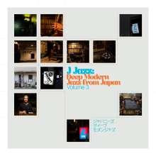 J Jazz Volume 3: Deep Modern Jazz From Japan, 3 LPs