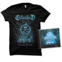 Entombed: Clandestine: Live (Limited-Edition + Shirt L), 2 CDs