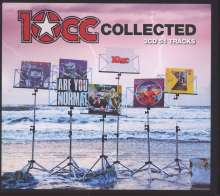 10CC: Collected, 3 CDs
